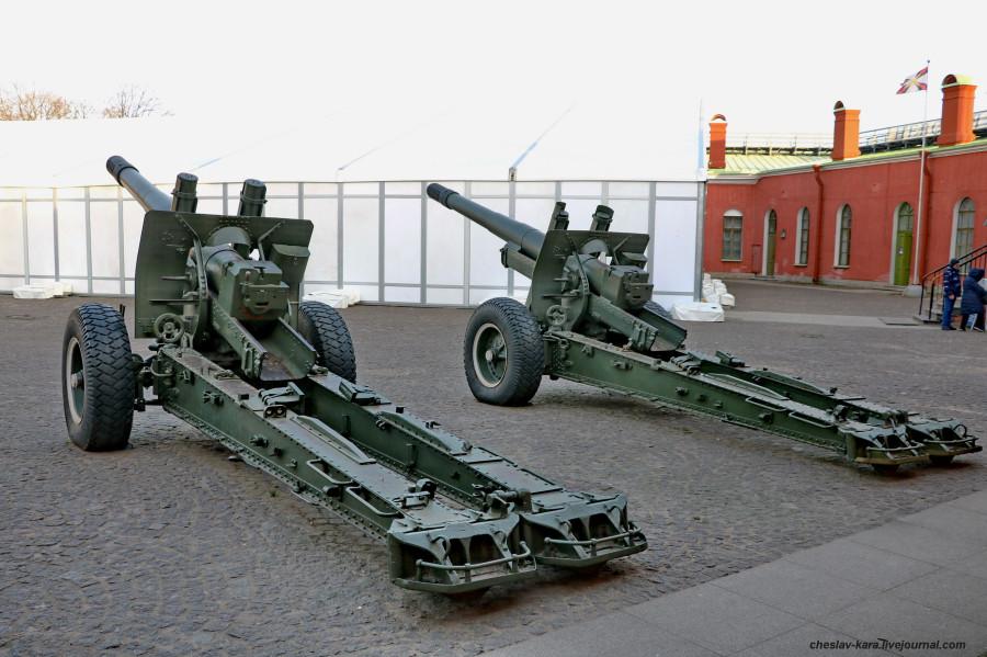 152 мм МЛ-20 (Петропавловка, 2019) _120.JPG