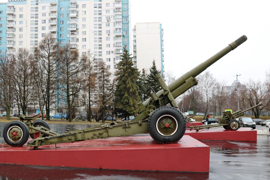 74 152 мм МЛ-20 (муз об Мск, 2019) _80.JPG