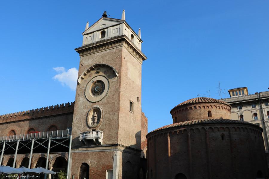 20 30 Мантуя _1320 Torre Dell'Orologio.JPG
