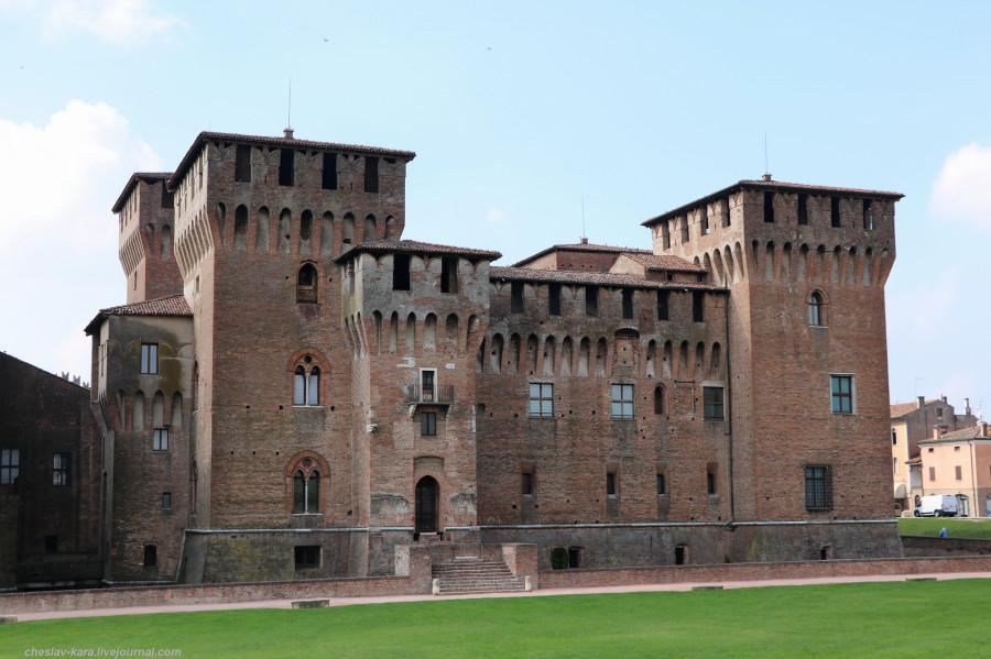 46 30 Мантуя _1942 Castello di San Giorgio.jpg