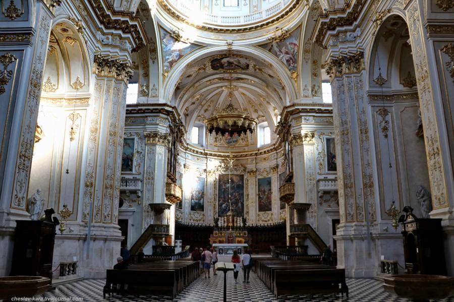 52 40 Бергамо _2460 Собор Duomo.JPG