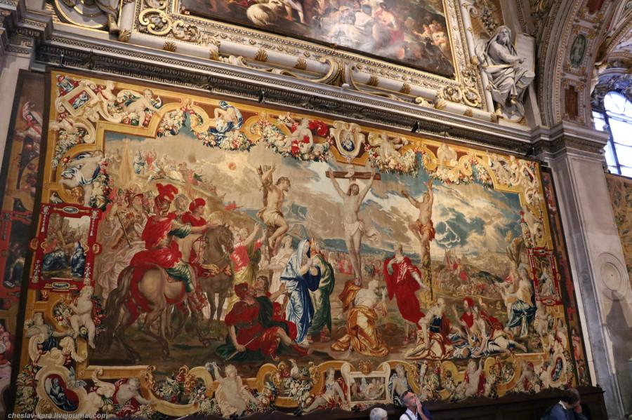 66 40 Бергамо _2380 Санта Мария Маджоре.JPG