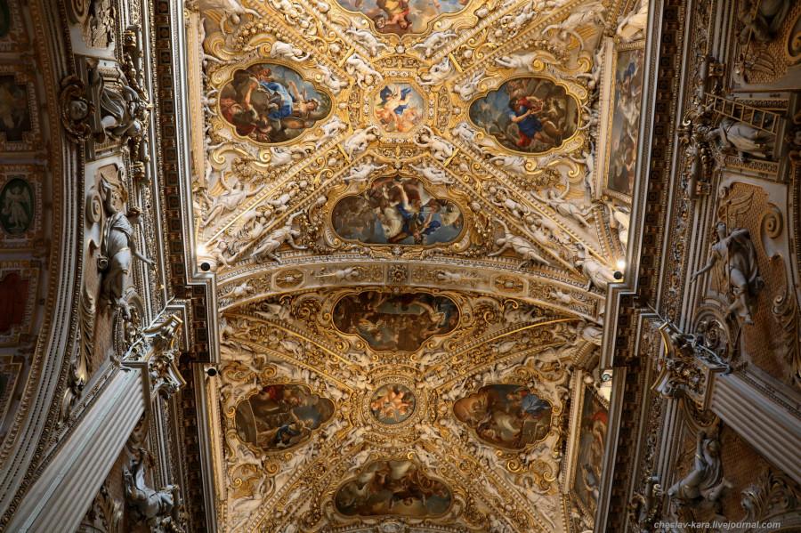 65 40 Бергамо _2240 Basilica of Santa Maria Maggiore.JPG