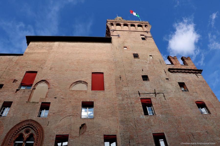 28 50 Болонья _3520 Palazzo d'Accursio.JPG