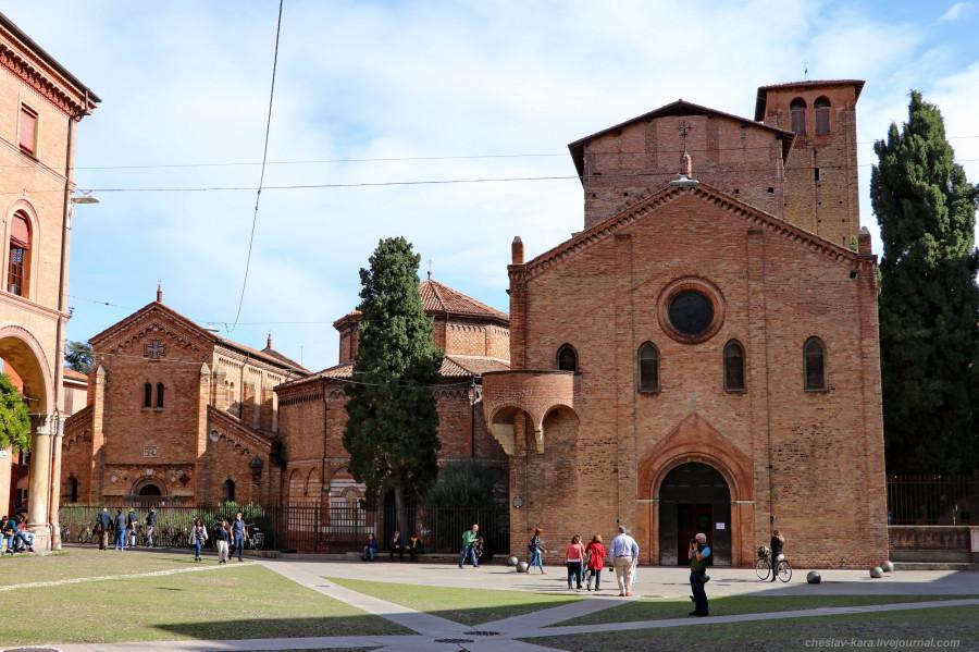 66 50 Болонья _2820  Basilica di Santo Stefano.JPG