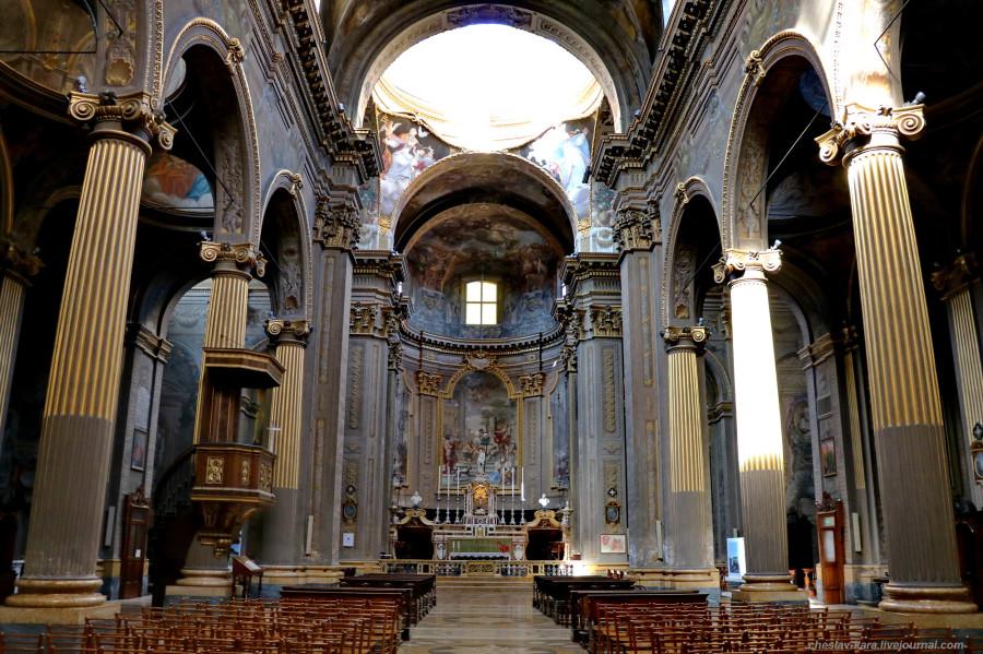 80 50 Болонья _3750 Chiesa dei Santi Bartolomeo e Gaetano.jpg