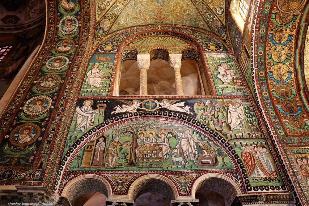 0 60 Равенна _1870 Базилика Сан-Витале.JPG