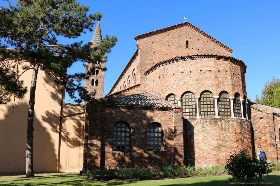 2 60 Равенна _1060 Базилика Иоанна Богослова.JPG
