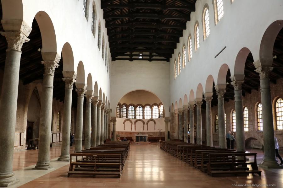 4 60 Равенна _1120 Basilica di San Giovanni Evangelista.JPG