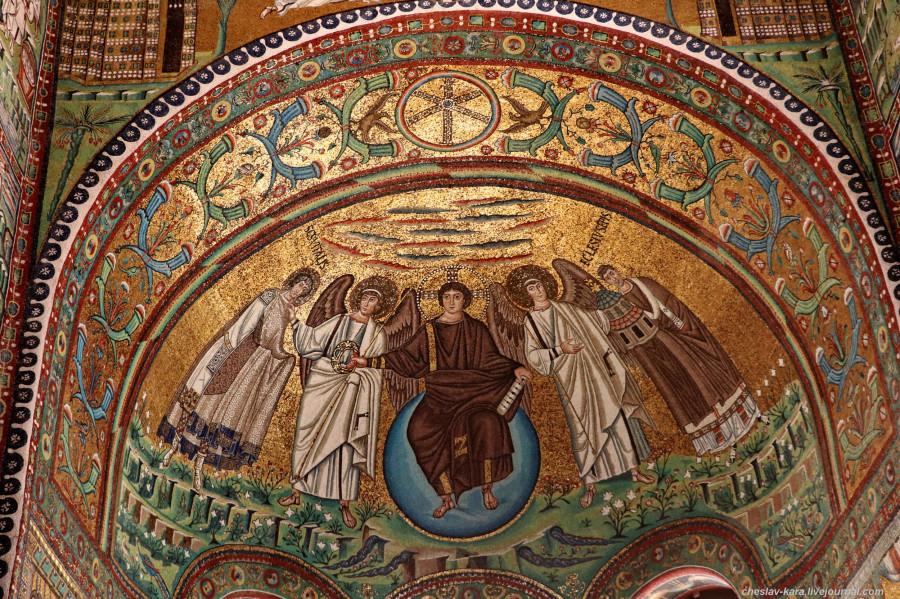 22 60 Равенна _1770 Базилика Сан-Витале.JPG