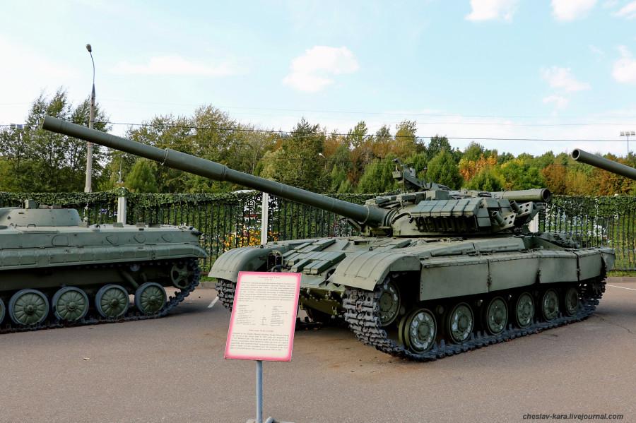 4 Т-64А (Поклонная гора, 2019) _10.JPG