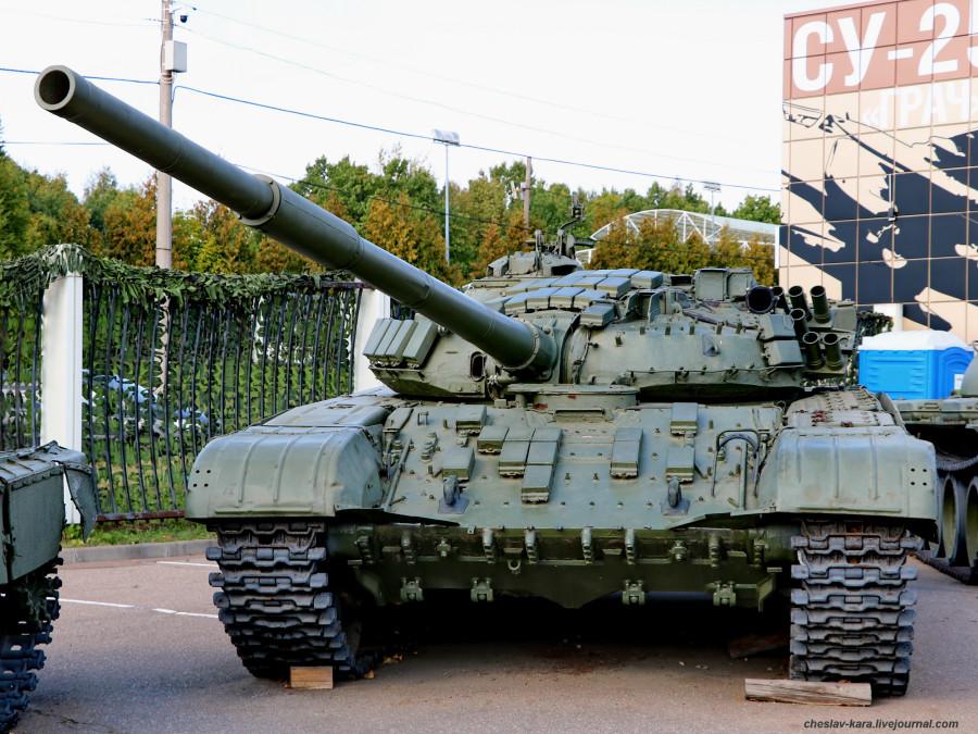 6 Т-72 (Поклонная гора, 2019) _30.JPG