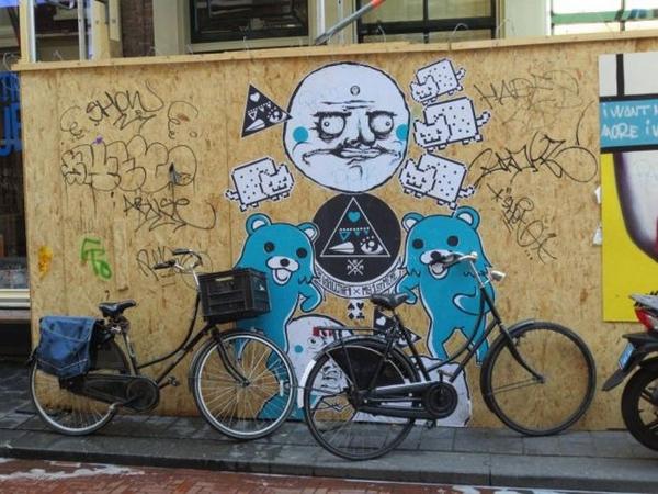 Угон велосипедов