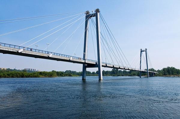 вантовый мост о  1979  1985