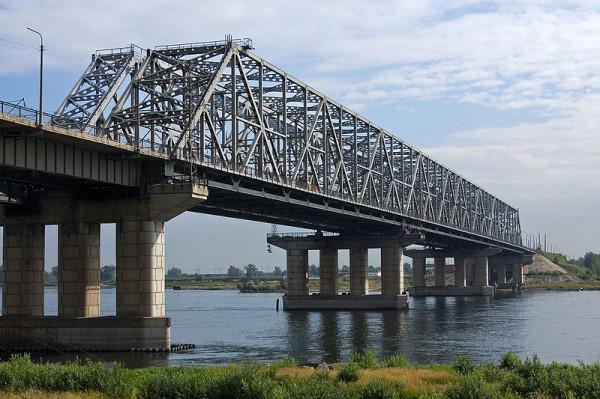 мост 777 жд + авт сейчас мало исп