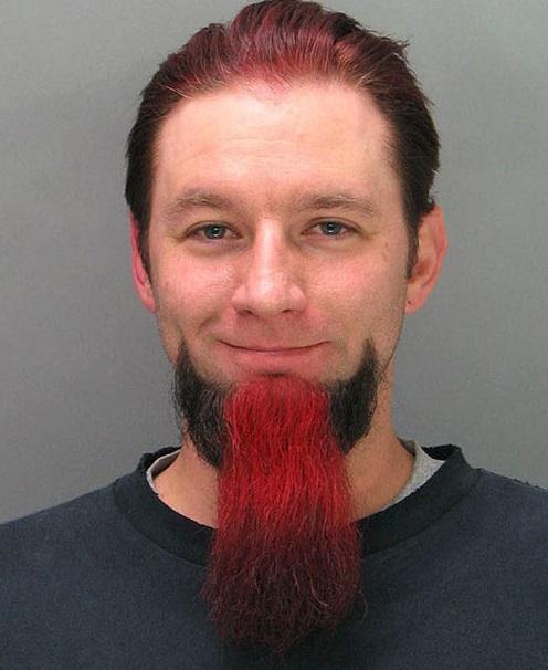 красная борода