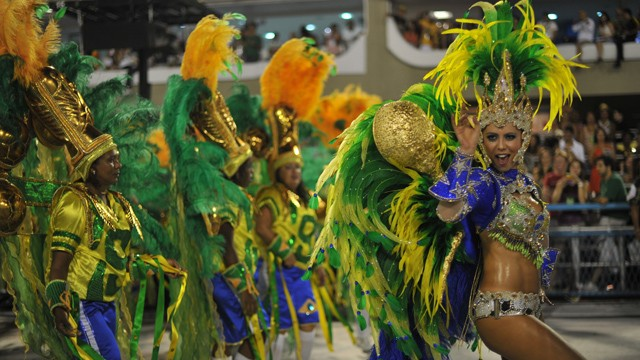 бр карнавал