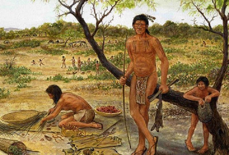 первые земледельцы