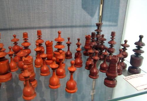 Французские шахматы конца 18 века