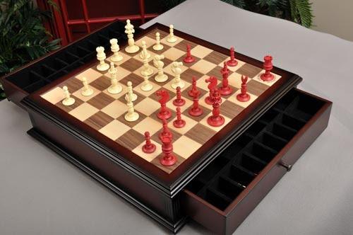 Шахматы Калверта 18 век