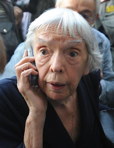 Людмила Алексеева,  член Совета при Президенте Российской Федерации по содействию развитию институтов гражданского общества и правам человека