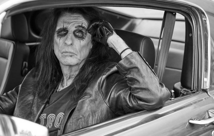 Элис Купер (фотограф Дженни Ришер)