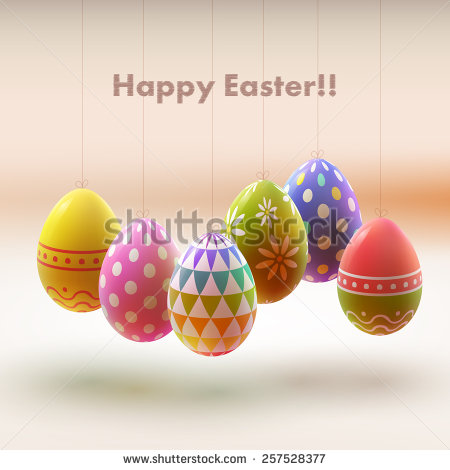 stock-vector-set-of-realistic-eggs-on-white-background-easter-collection-vector-illustration-257528377