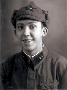 Красноармеец_Юрий_Никулин,_1939-1940_гг