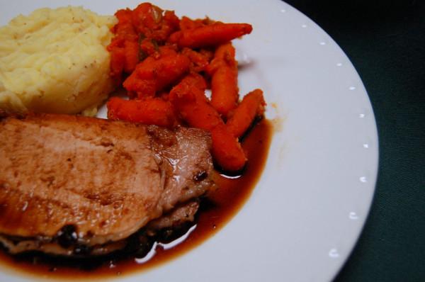 Pork Agro Dolce