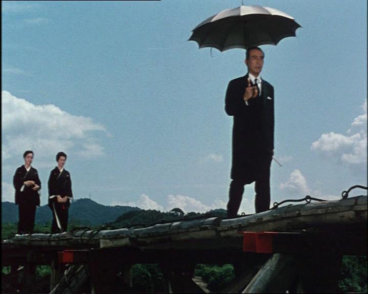 Ozu Umbrella