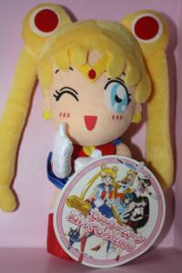 Sailor Moon 10th Anniversary Plush