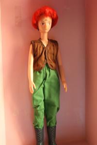 Rubeus 11.5 inch doll - $15