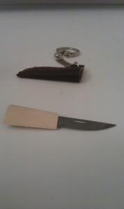 нож -сторона вотрая