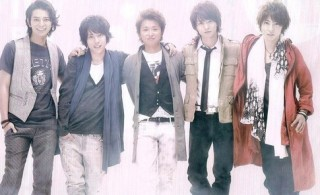 i have never been a fan of someone than i am in arashi.