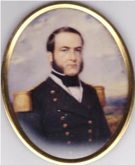 Лейтенант Christophe Dubessey de Contenson 1819-1855 г. Смертельно ранен 22 апреля 1855 г. на французской осадной батарее №6 (правой атаки)