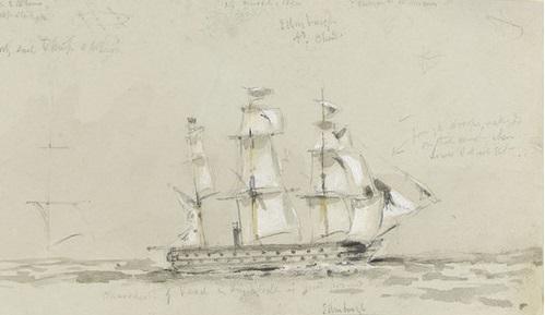 HMS «Edinburgh».