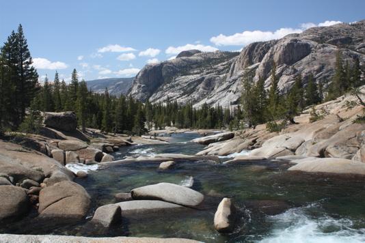 Glen Aulin cascade