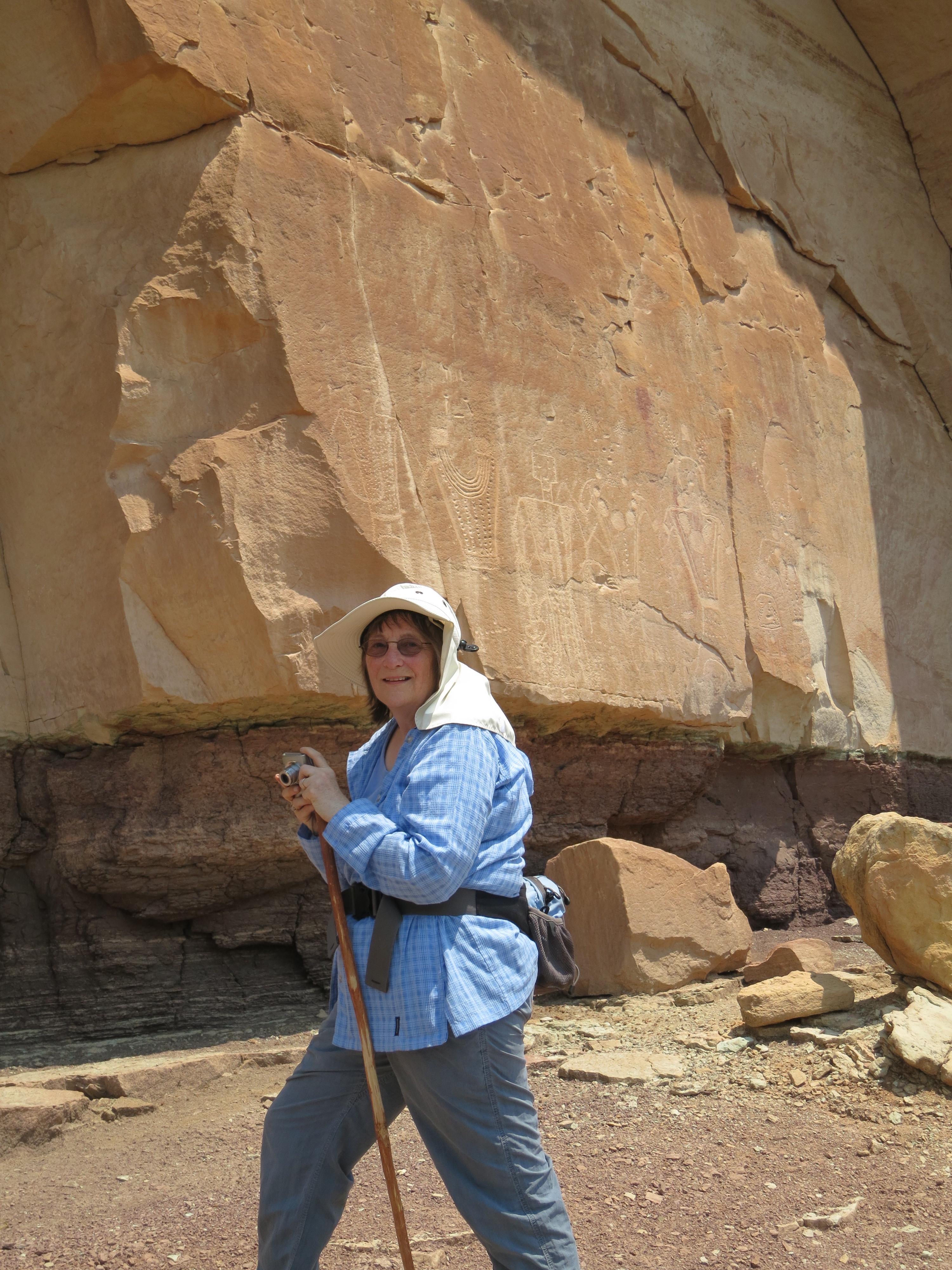Mckonie Petroglyphs - Donya4