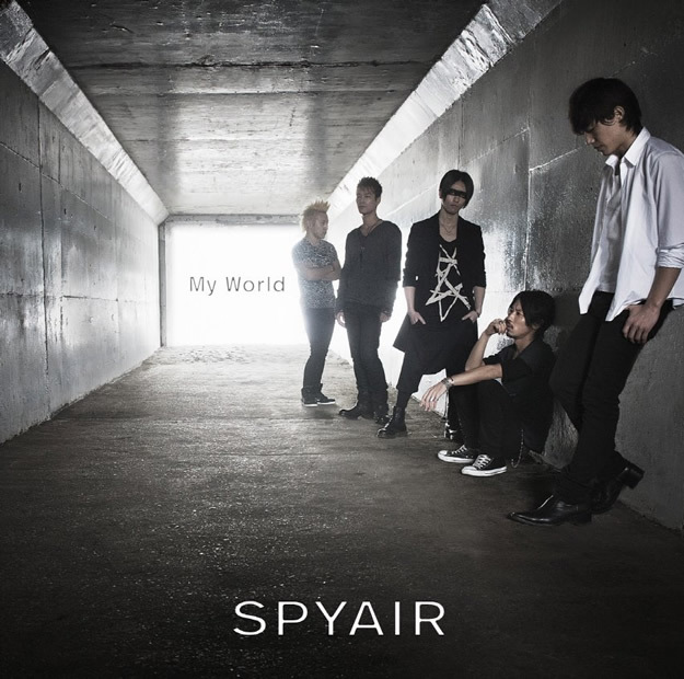 spyair-my-world