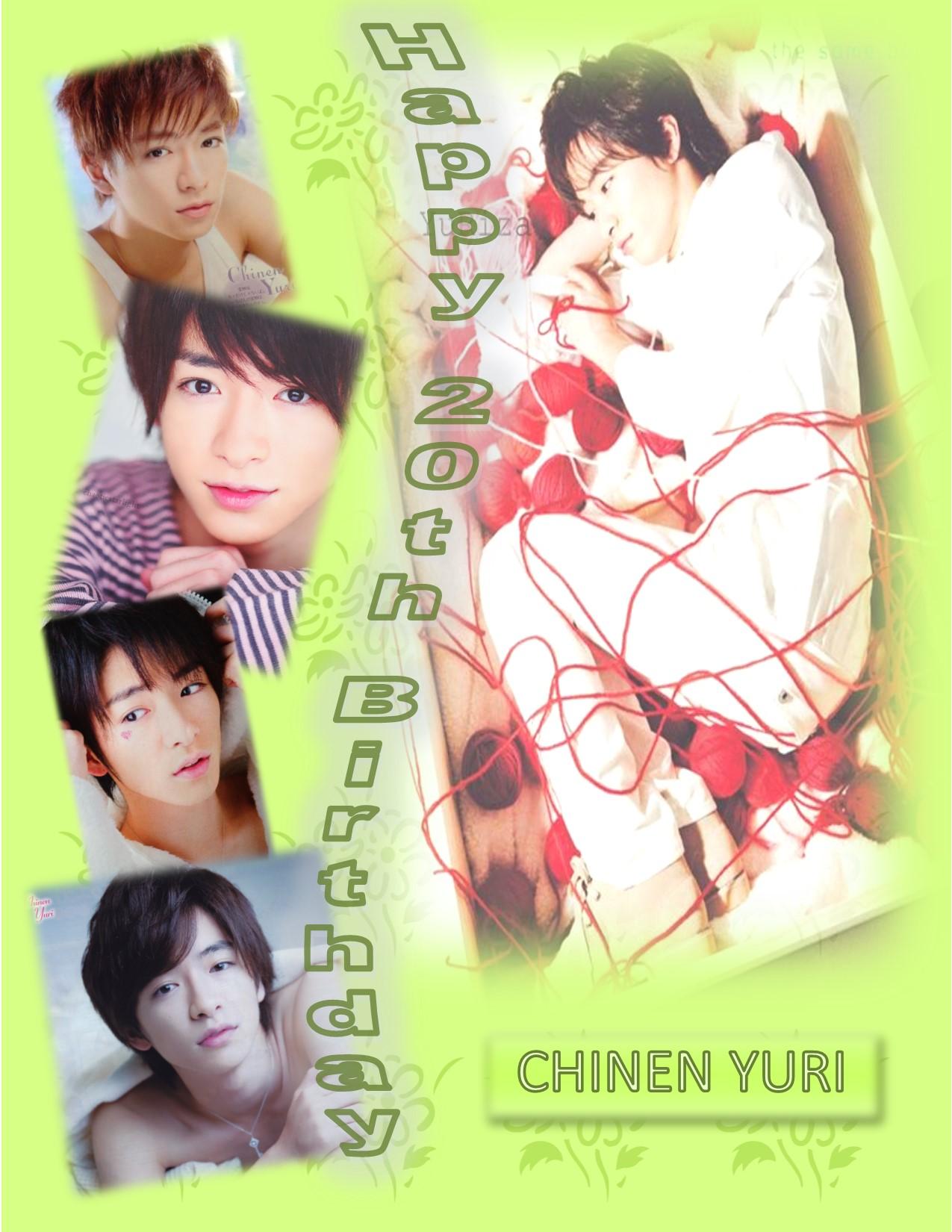 chinen bday