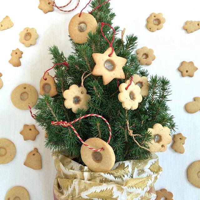 печенья на елку