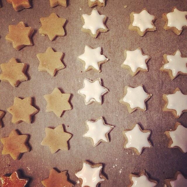 ванильные звезды