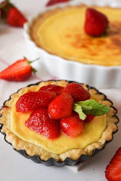 пирог с йогуртом 2