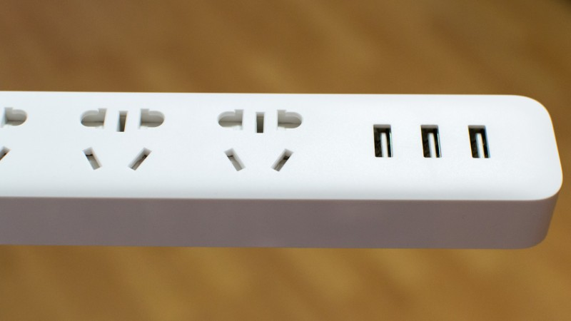 Banggood: Удлинитель с USB - Xiaomi Mi Power Strip
