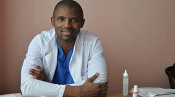 Осмотр у гинеколога негр