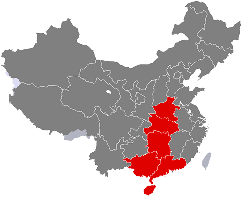 central-south
