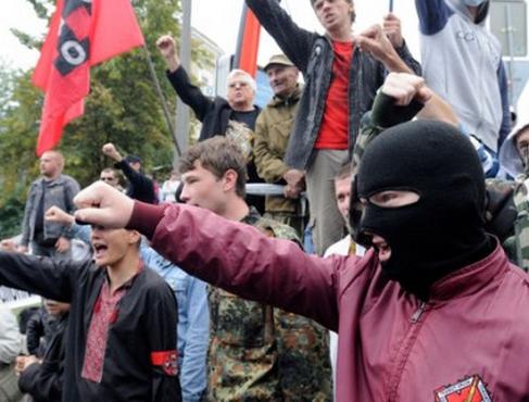 Националистические настроения среди молодёжи