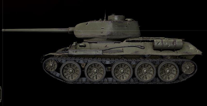world_of_ru: Т-34-85М