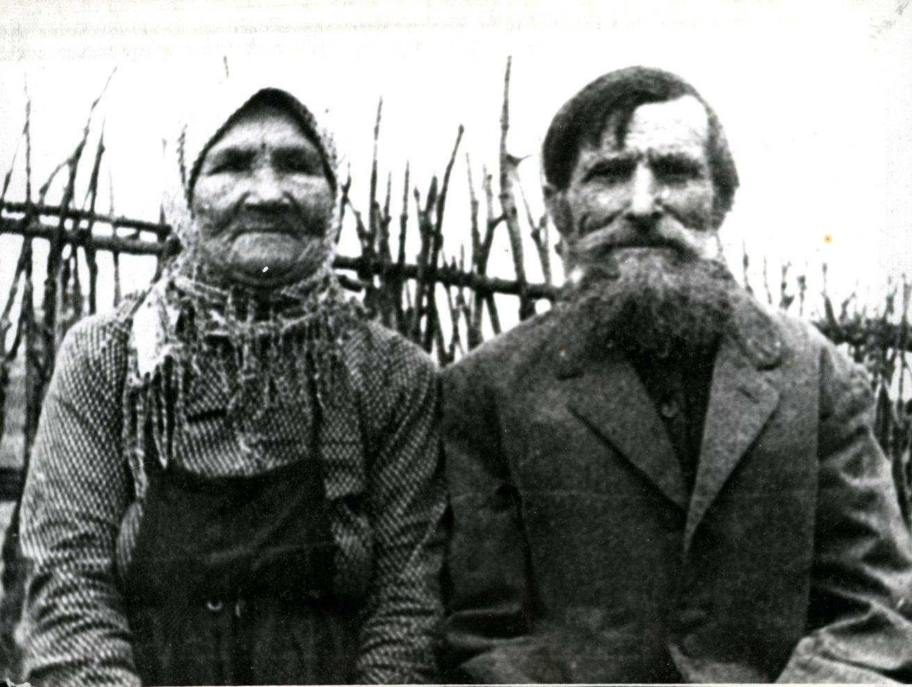 Бабушка и дедушка - нарушители паспортного режима