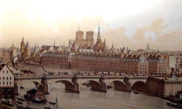 1660 Сент-Шапель